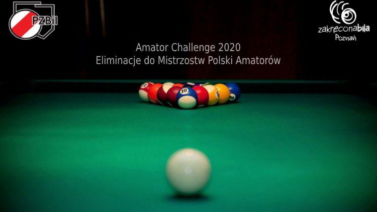 Amator Challenge vol. 2 – 23.02.2020 – link do tabeli turniejowej