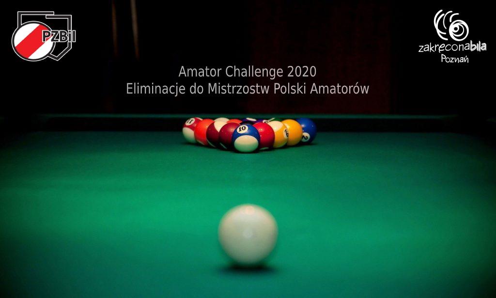 Amator Challenge 2020 – I turniej