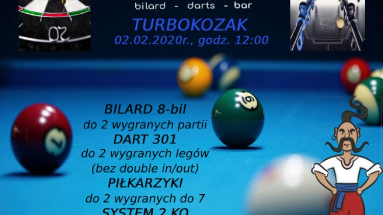 Turbokozak 2020 vol.1 – tabela turniejowa