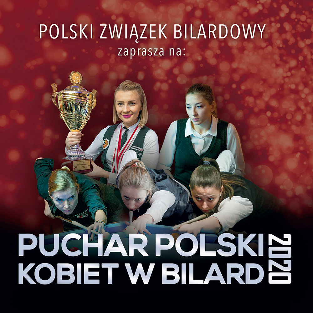 Puchar Polski Kobiet 2020 w Zakręconej!